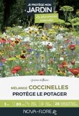 Mélange fleuri ' Coccinelles ' 16 g - En boite