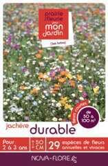 Mélange fleuri ' Jachère durable ' 500 g - En boite