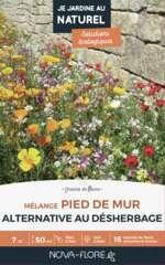 Mélange fleuri ' Pied de mur ' 60 g - En boite