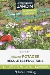 Mélange fleuri ' Pucerons ' 16 g - En boite