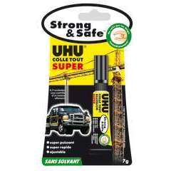 Colle Strong & Safe UHU - 7g