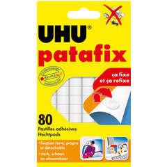Patafix blanche 80 pastilles UHU