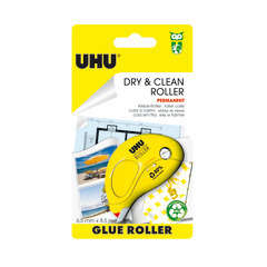 Colle Glue Roller UHU, permanent - 6,5 mm x 8,5 m