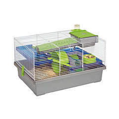 Cage pico pour hamster : Longueur 50 cm