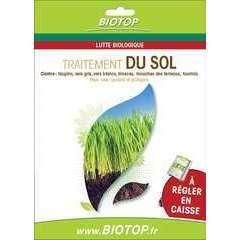 Carnet auxiliaires et namétodes traitement du sol