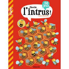 Livre d'activités: Cherche l'intrus