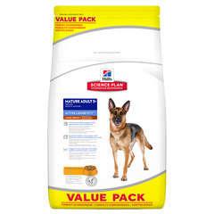 Croquettes chien sénior Canine grande race : 18 kg