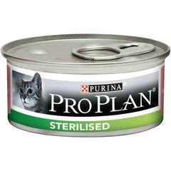 Boites Pro Plan pour chat  stérilisé : 85g