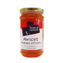 Confiture - Abricot et amandes effilées