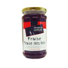 Confiture - Fraise, fraises des bois