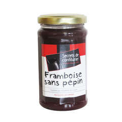 Confiture - Framboise sans pépin