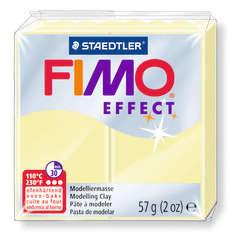 Pâte Fimo Effect, 57g - Pastel, vanille