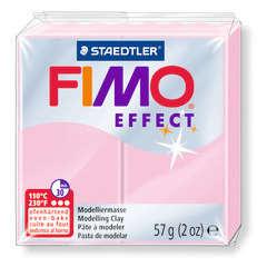 Pâte Fimo Effect, 57g - Pastel, Rose