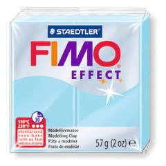 Pâte Fimo Effect, 57g - Aqua
