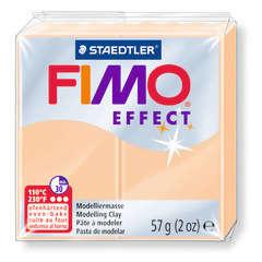 Pâte Fimo Effect, 57g - Pastel, pêche