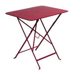 Table Bistro : L.77cm Piment