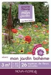 Mélange fleuri ' Bohème ' 16 g - En boite