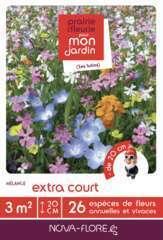 Mélange fleuri ' Extra-court ' 16 g - En boite