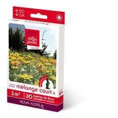 Mélange fleuri ' Rocaille ' 16 g - En boite