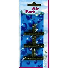 Raccord d'aération bassin Air T-Part : 4/6 mm