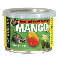 Complément alimentaire à base de mangue pour reptiles