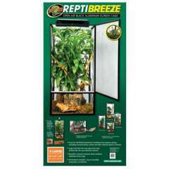 Zoomed - Terrarium ReptiBreeze Grillagé NT-13 pour Reptiles