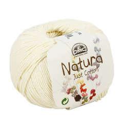 Pelote de coton Natura 50g - Nacar