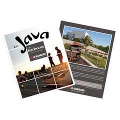 Livre de recettes : La Java du Barbecue