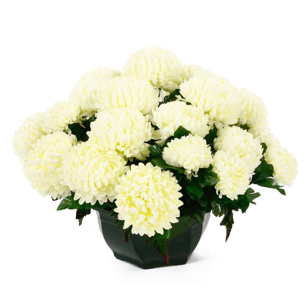 Plantes et fleurs artificielles : bouquets, compositions ...