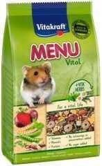 Sachet fraîcheur alimentation hamster : 800gr