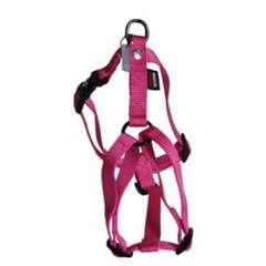 Harnais confort : Tour de cou 20-32 cm rose