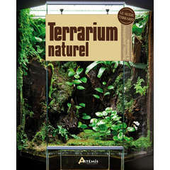 Livre animalerie : Terrarium naturel