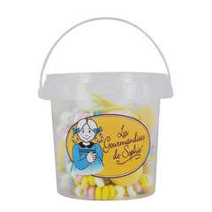Assortiment de bonbons dextrose - Seau 220g