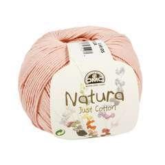 Pelote de coton Natura 50g - Lobélia - N82