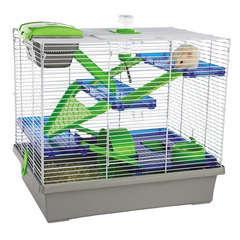 Grande cage Pico pour hamster : L50xl36xh45 cm