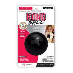 Jouet Kong Ball Extreme pour chien : Medium/large Noir