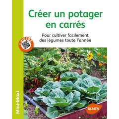 Livre: Créer un potager en carrés