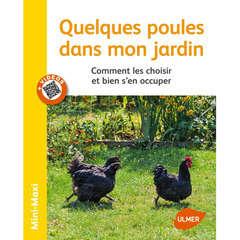 Livre: Quelques poules dans mon jardin