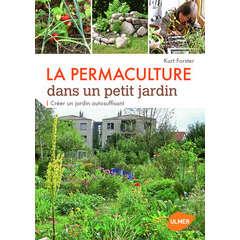 Livre: La permaculture dans un petit jardin