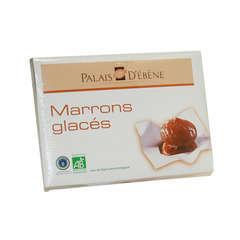 Coffret de 6 marrons glacés (120g)