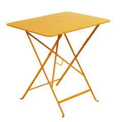 Table Bistro : L.77cm Miel