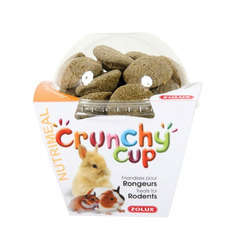 Friandises pour rongeurs: Crunchy cup, luzern persil (200g)