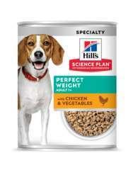 Boite chien Perfect Weight, 363g