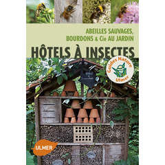 Livre: Hôtels à insectes