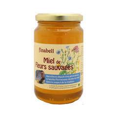 Miel de Fleurs sauvages, 375g