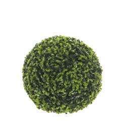 Plante artificielle : Boule feuille thé D.27 cm