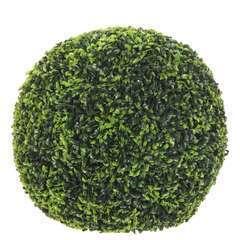 Plante artificielle : Boule feuille thé D.50 cm
