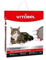 Litière minérale pour chat Vitobel Compact Supra - 10 litres