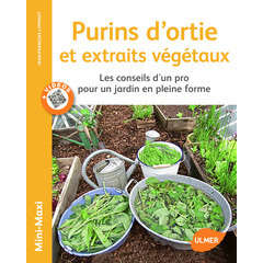 Livre: Purins d'orties et extraits végétaux