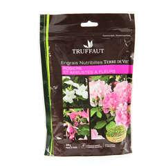Engrais Nutribilles Terre de vie, rosiers et arbustes à fleurs